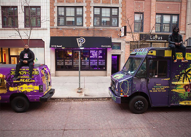 Phlavz Bar & Grille Foodtruck
